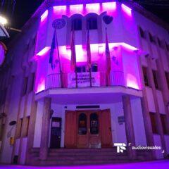 Iluminación Led Ayuntamiento de Altura